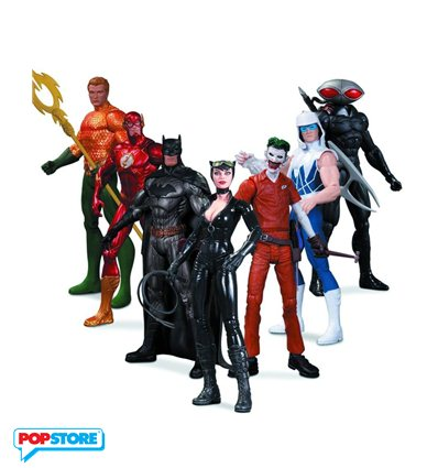 DC Direct The New 52 : Super Heroes Vs Villains Pack