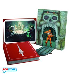Art Of He-Man And The Master Of The Universe HC Limited edition