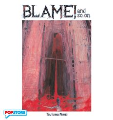Artbook Blame! And So On