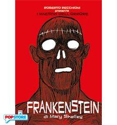 Roberto Recchioni Presenta : Frankenstein