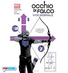 Occhio Di Falco Marvel Now Hc 001