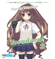 Toradora! Light Novel 003