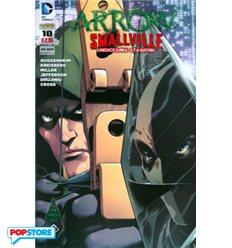 Arrow/Smallville 010