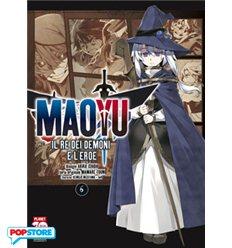 Maoyu Il Re Dei Demoni E L'Eroe 006