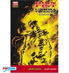Iron Fist L'Arma Vivente 004