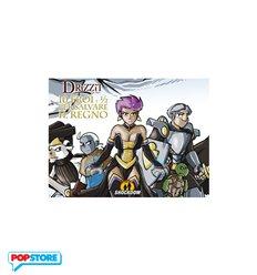 Drizzit 006 - 10 eroi e 1/2 per salvare il regno