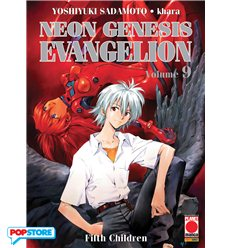 Neon Genesis Evangelion New Collection 009