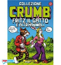 Collezione Crumb 002 - Fritz Il Gatto E Altri Animali