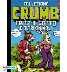 Collezione Crumb 002 - Fritz Il Gatto E Altri Animali Edizione Limitata