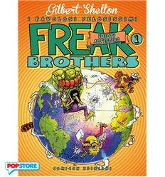 Freak Brothers 001