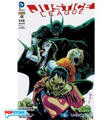 Justice League 043 Variant