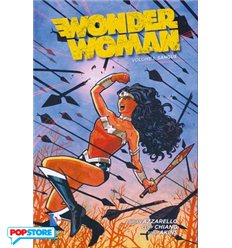 Wonder Woman New 52 Tp 001