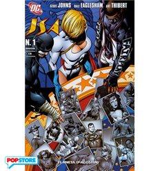JSA - Justice Society of America 001