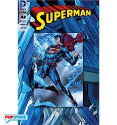 Superman 041 Cover Olografica