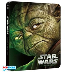 Star Wars Episodio 02 Blu Ray - L'Attacco Dei Cloni