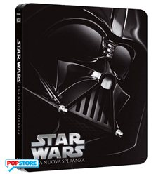 Star Wars Episodio 04 Blu Ray - Una Nuova Speranza