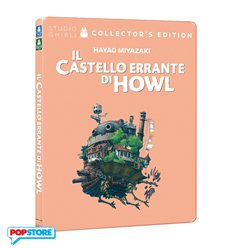 Il Castello Errante Di Howl - Blu Ray + Dvd