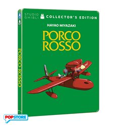 Porco Rosso - Blu Ray + Dvd