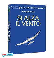 Si Alza Il Vento - Blu Ray + Dvd