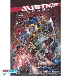 Justice League New 52 Hc 003 - Il Trono Di Atlantide