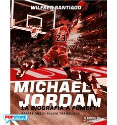 Michael Jordan - La Biorgrafia A Fumetti [Preorder]