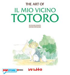 The Art Of Il Mio Vicino Totoro R