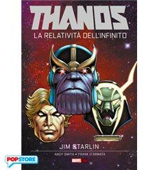 Thanos La Relatività Dell'Infinito
