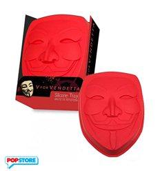 V For Vendetta Maschera - Stampo Per Torte