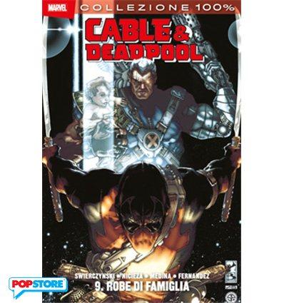 Cable & deadpool 009 - Roba Di Famiglia