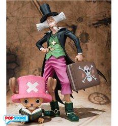 Bandai Figuarts Zero - One Piece Chopper & Dr. Hiluluk