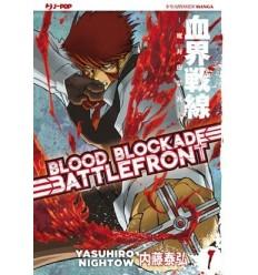 Blood Blockade Battlefront 001