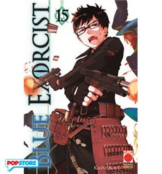 Blue Exorcist 015 R