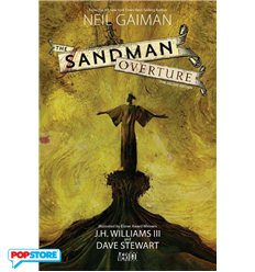 Sandman Overture Hc Direct Market Edition