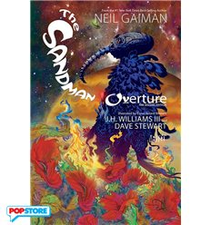 Sandman Overture Deluxe Hc