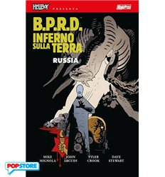 B.P.R.D. Inferno Sulla Terra 003