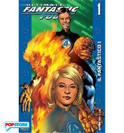 Ultimate Fantastic Four Pack 1-25