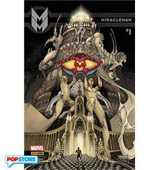Miracleman Di Gaiman & Buckingham 001 Variant
