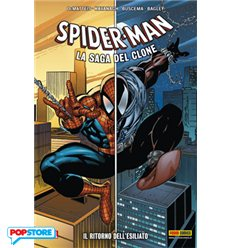Spider-Man La Saga Del Clone 001