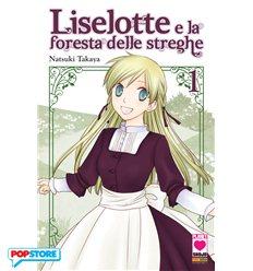 Liselotte E La Foresta Delle Streghe 001