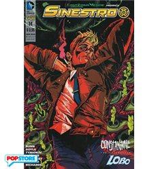 Sinestro 014 Variant Constantine