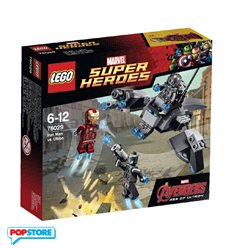LEGO 76029 - Super Heroes Marvel - Iron Man vs. Ultron