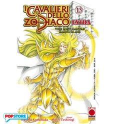 I Cavalieri Dello Zodiaco The Lost Canvas Il Mito Di Ade Extra 013