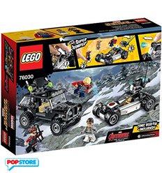 LEGO 76030 - Super Heroes Marvel - Resa dei conti con l'Hydra