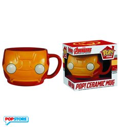 Tazza Funko Pop! Home - Avengers Age Of Ultron Iron Man