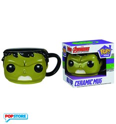 Tazza Funko Pop! Home - Avengers Age Of Ultron Hulk