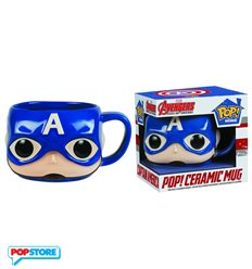 Tazza Funko Pop! Home - Avengers Age Of Ultron Capitan America