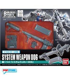 Bandai - Arma Builders Parts 1/144 Sistema 006