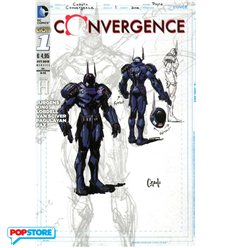 Convergence 001 Cover H