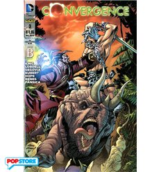 Convergence 003 Cover B