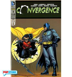 Convergence 003 Cover D